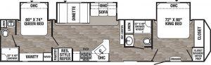 Royal Floor Plan